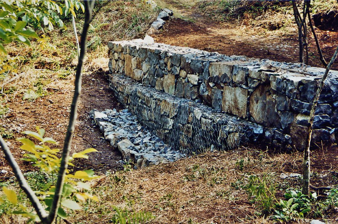 Sistemazione idraulica Monte Bulgheria