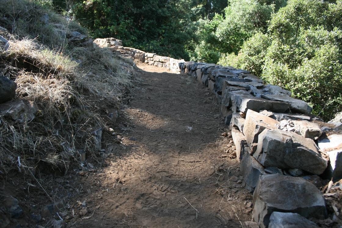 Sentiero Valle Cupa